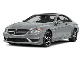 Iridium Silver Metallic 2014 Mercedes-Benz CL-Class Pictures CL-Class Coupe 2D CL63 AMG V8 Turbo photos front view