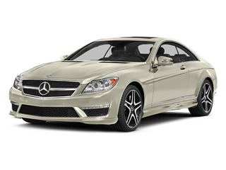Diamond White Metallic 2014 Mercedes-Benz CL-Class Pictures CL-Class Coupe 2D CL63 AMG V8 Turbo photos front view
