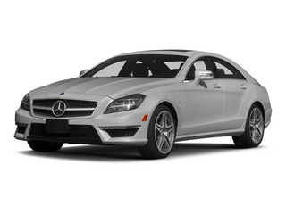 designo Magno Alanite Gray (Matte Finish) 2014 Mercedes-Benz CLS-Class Pictures CLS-Class Sedan 4D CLS63 AMG AWD photos front view