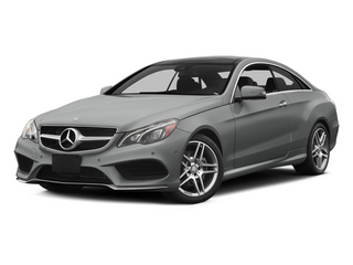Palladium Silver Metallic 2014 Mercedes-Benz E-Class Pictures E-Class Coupe 2D E350 AWD V6 photos front view