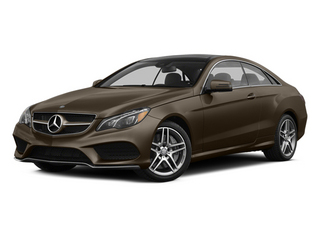 Dolomite Brown 2014 Mercedes-Benz E-Class Pictures E-Class Coupe 2D E550 V8 Turbo photos front view
