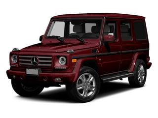 designo Mystic Red 2014 Mercedes-Benz G-Class Pictures G-Class 4 Door Utility 4Matic photos front view