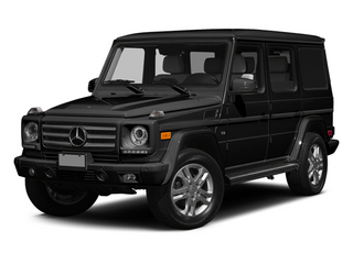 Magnetite Black Metallic 2014 Mercedes-Benz G-Class Pictures G-Class 4 Door Utility 4Matic photos front view