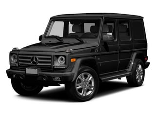 Obsidian Black Metallic 2014 Mercedes-Benz G-Class Pictures G-Class 4 Door Utility 4Matic photos front view