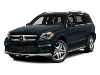 Steel Gray Metallic 2014 Mercedes-Benz GL-Class Pictures GL-Class Utility 4D GL350 BlueTEC 4WD V6 photos front view