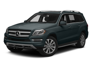 Steel Gray Metallic 2014 Mercedes-Benz GL-Class Pictures GL-Class Utility 4D GL450 4WD V8 photos front view
