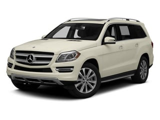 Diamond White Metallic 2014 Mercedes-Benz GL-Class Pictures GL-Class Utility 4D GL450 4WD V8 photos front view