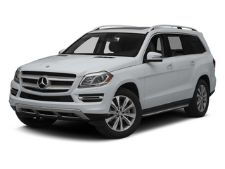 Diamond Silver Metallic 2014 Mercedes-Benz GL-Class Pictures GL-Class Utility 4D GL450 4WD V8 photos front view