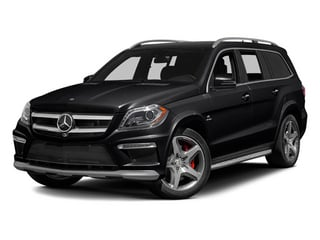 Black 2014 Mercedes-Benz GL-Class Pictures GL-Class Utility 4D GL63 AMG 4WD V8 photos front view