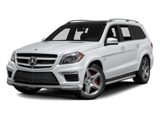 Polar White 2014 Mercedes-Benz GL-Class Pictures GL-Class Utility 4D GL63 AMG 4WD V8 photos front view