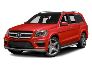 Cinnabar Red Metallic 2014 Mercedes-Benz GL-Class Pictures GL-Class Utility 4D GL63 AMG 4WD V8 photos front view