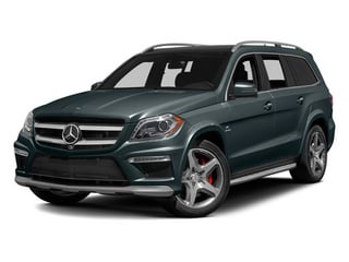 Steel Gray Metallic 2014 Mercedes-Benz GL-Class Pictures GL-Class Utility 4D GL63 AMG 4WD V8 photos front view