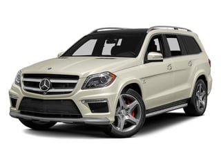 Diamond White Metallic 2014 Mercedes-Benz GL-Class Pictures GL-Class Utility 4D GL63 AMG 4WD V8 photos front view