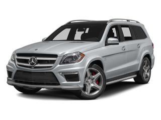 Diamond Silver Metallic 2014 Mercedes-Benz GL-Class Pictures GL-Class Utility 4D GL63 AMG 4WD V8 photos front view