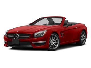 Hyacinth Red Metallic 2014 Mercedes-Benz SL-Class Pictures SL-Class Roadster 2D SL63 AMG V8 Turbo photos front view