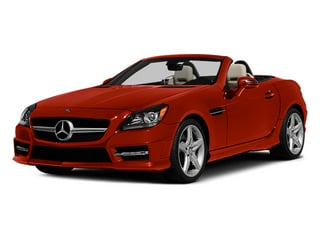 Cardinal Red Metallic 2014 Mercedes-Benz SLK-Class Pictures SLK-Class Roadster 2D SLK250 I4 Turbo photos front view
