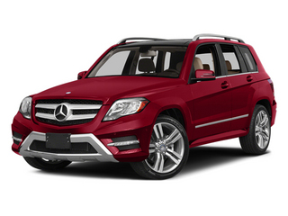 Mars Red 2014 Mercedes-Benz GLK-Class Pictures GLK-Class Utility 4D GLK350 2WD V6 photos front view
