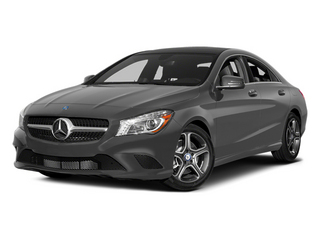 Mountain Gray Metallic 2014 Mercedes-Benz CLA-Class Pictures CLA-Class Sedan 4D CLA250 AWD I4 Turbo photos front view