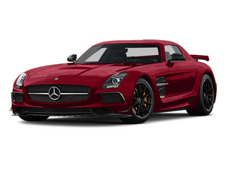 Mars Red 2014 Mercedes-Benz SLS AMG Black Series Pictures SLS AMG Black Series 2 Door Coupe Black Series photos front view