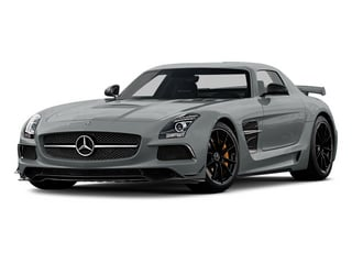 Iridium Silver Metallic 2014 Mercedes-Benz SLS AMG Black Series Pictures SLS AMG Black Series 2 Door Coupe Black Series photos front view