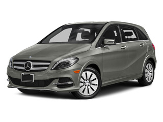 Polar Silver Metallic 2014 Mercedes-Benz B-Class Pictures B-Class Hatchback 5D Electric Drive photos front view