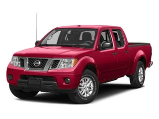 Lava Red 2014 Nissan Frontier Pictures Frontier Crew Cab Desert Runner 2WD photos front view