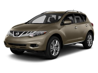 Tinted Bronze Metallic 2014 Nissan Murano Pictures Murano Utility 4D LE AWD V6 photos front view