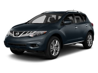 Graphite Blue Metallic 2014 Nissan Murano Pictures Murano Utility 4D LE AWD V6 photos front view