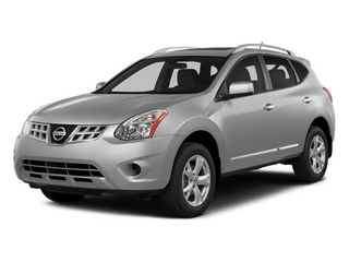 Frosted Steel 2014 Nissan Rogue Select Pictures Rogue Select Utility 4D S 2WD I4 photos front view