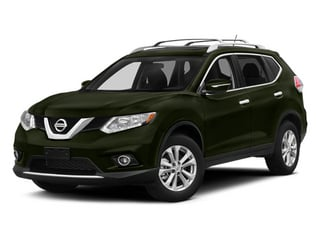 Midnight Jade 2014 Nissan Rogue Pictures Rogue Utility 4D SL AWD I4 photos front view