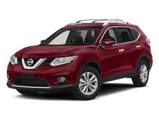 Cayenne Red 2014 Nissan Rogue Pictures Rogue Utility 4D SL AWD I4 photos front view
