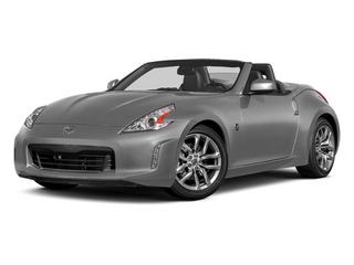 Brilliant Silver Metallic 2014 Nissan 370Z Pictures 370Z Roadster 2D Touring V6 photos front view