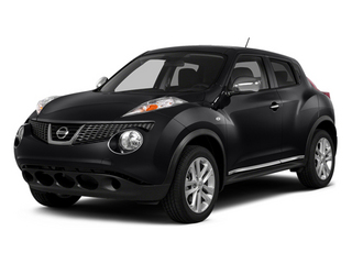 Sapphire Black 2014 Nissan JUKE Pictures JUKE Utility 4D NISMO 2WD I4 Turbo photos front view