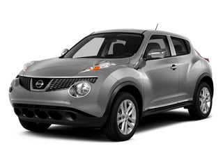 Brilliant Silver 2014 Nissan JUKE Pictures JUKE Utility 4D NISMO 2WD I4 Turbo photos front view