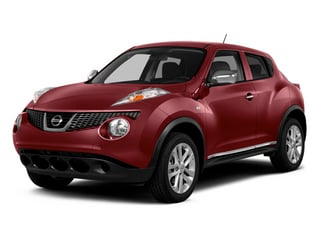 Cayenne Red 2014 Nissan JUKE Pictures JUKE Utlity 4D SV AWD I4 Turbo photos front view