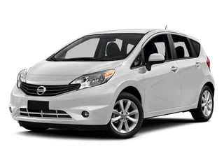 Aspen White Pearl 2014 Nissan Versa Note Pictures Versa Note Hatchback 5D Note S Plus I4 photos front view