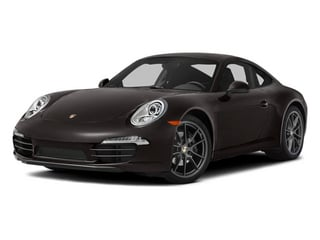 Anthracite Brown Metallic 2014 Porsche 911 Pictures 911 Coupe 2D H6 photos front view