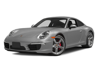 GT Silver Metallic 2014 Porsche 911 Pictures 911 Coupe 2D Turbo AWD H6 photos front view