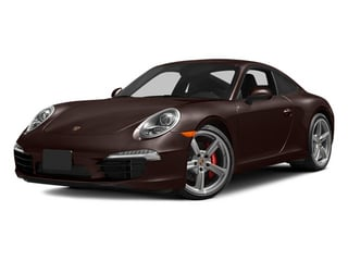 Mahogany Metallic 2014 Porsche 911 Pictures 911 Coupe 2D Turbo AWD H6 photos front view