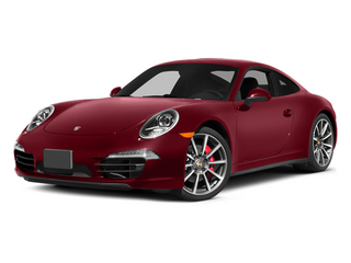 Amaranth Red Metallic 2014 Porsche 911 Pictures 911 Coupe 2D 4S AWD H6 photos front view