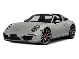White 2014 Porsche 911 Pictures 911 Coupe 2D 4 Targa AWD photos front view