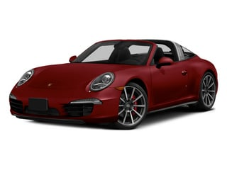 Amaranth Red Metallic 2014 Porsche 911 Pictures 911 Coupe 2D 4S Targa AWD photos front view