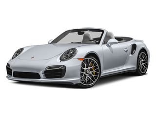 Rhodium Silver Metallic 2014 Porsche 911 Pictures 911 Cabriolet 2D AWD H6 Turbo photos front view