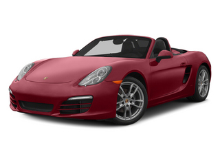 Amaranth Red Metallic 2014 Porsche Boxster Pictures Boxster Roadster 2D H6 photos front view