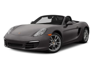 Agate Gray Metallic 2014 Porsche Boxster Pictures Boxster Roadster 2D H6 photos front view