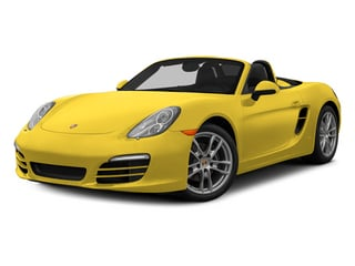 Racing Yellow 2014 Porsche Boxster Pictures Boxster Roadster 2D H6 photos front view