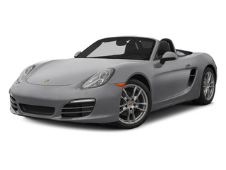 GT Silver Metallic 2014 Porsche Boxster Pictures Boxster Roadster 2D H6 photos front view