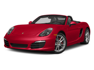 Guards Red 2014 Porsche Boxster Pictures Boxster Roadster 2D S H6 photos front view