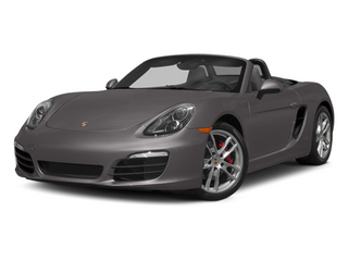 Agate Gray Metallic 2014 Porsche Boxster Pictures Boxster Roadster 2D S H6 photos front view
