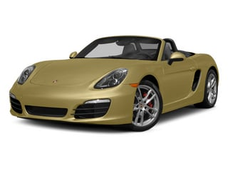 Lime Gold Metallic 2014 Porsche Boxster Pictures Boxster Roadster 2D S H6 photos front view